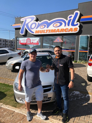Cliente Romil Multimarcas: Matheus - Celta