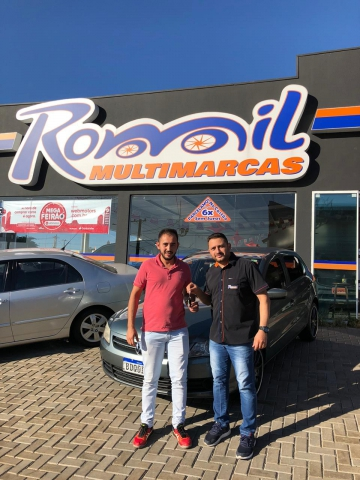 Cliente Romil Multimarcas: Andre - Gol GV