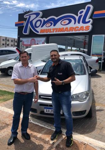 Cliente Romil Multimarcas: Felipe - Palio
