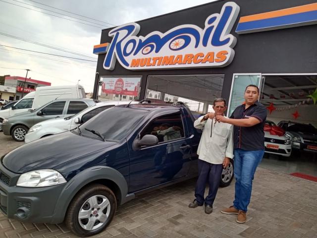 Cliente Romil Multimarcas: Itamar - Strada